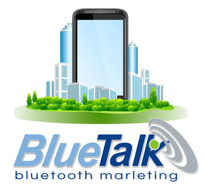 BLUETALK - BLUETOOTH MARKETING / PROXIMITY MARKETING